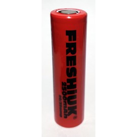 FRESHiUK 20a 2500mAh 3.7v IMR Rechargeable 18650 Batteries