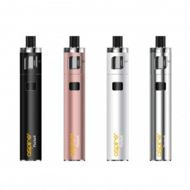 Genuine Aspire Pockex Pocket All In One Vape Starter Kit