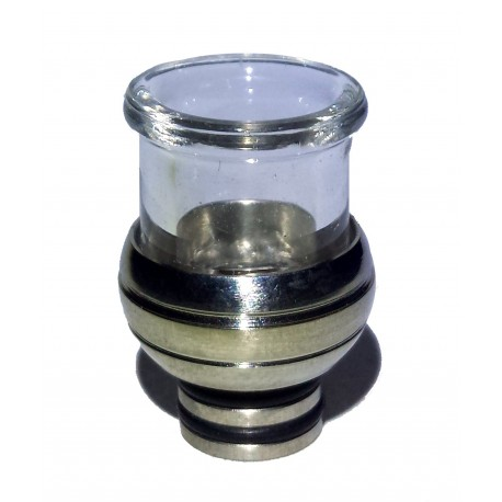 Glass Bowl Style Drip Tips