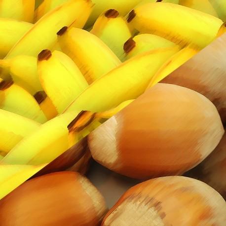 Banana Nut Flavour Nicotine Free e-Liquid Juice 10ml