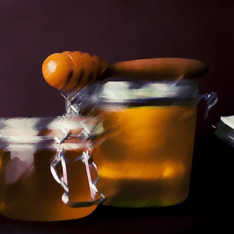 Honey Flavour Nicotine Free e-Liquid Juice 10ml