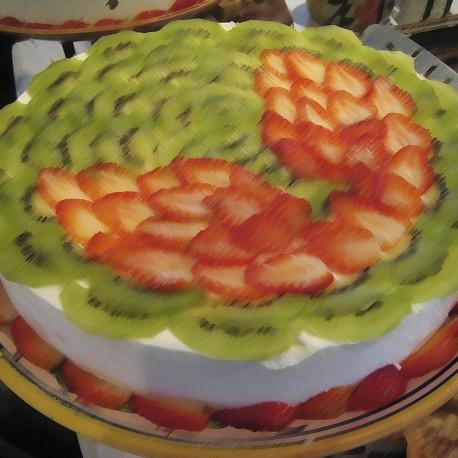 Strawberry Kiwi Cheesecake Flavour Nicotine Free e-Liquid Juice 10ml