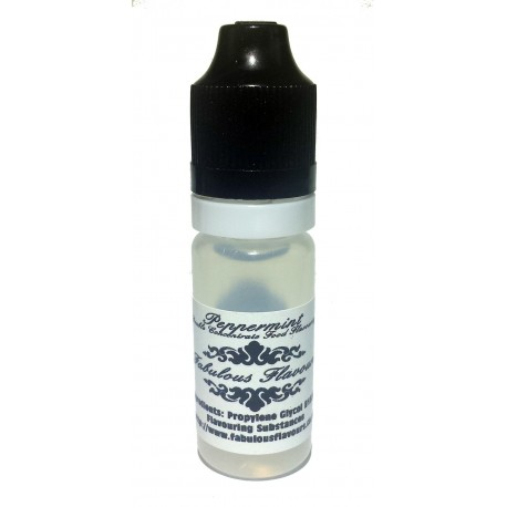 Peppermint Flavour Concentrated Food Flavouring