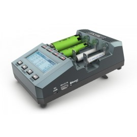 SkyRC MC3000 Universal Battery Charger & Analyzer for NiMH, NiCd, NiZn, Eneloop, Li-Ion, Lilo and LiFePO4 Batteries