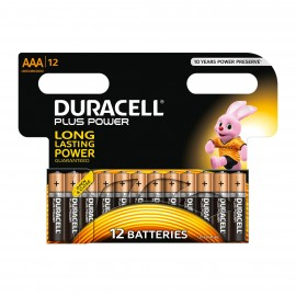Duracell Plus Power Duralock AAA 8 Pack Alkaline 1.5v LR03 MX2400 - Quality Guaranteed