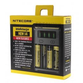 UK Nitecore New i4 2016 CR123A 26650 18650 AA/AAA Intellicharge Battery Charger