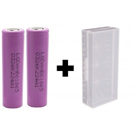Genuine LG HB6 32a Continuous Discharge Current 1600mAh 3.7v IMR Rechargeable Batteries