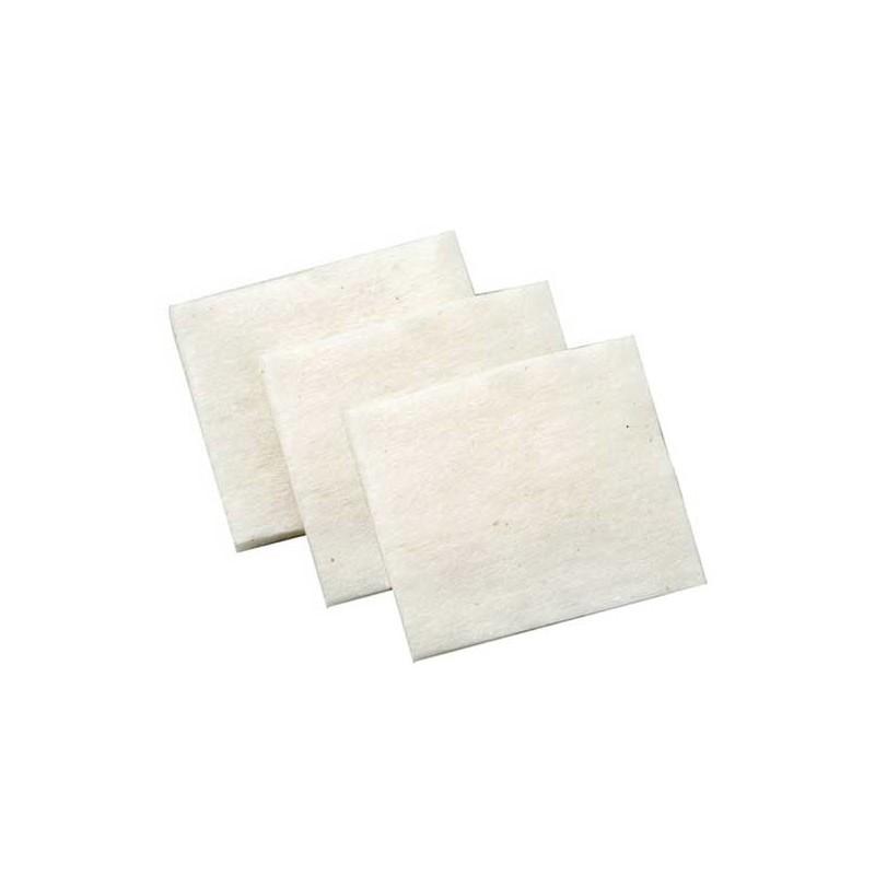 20pcs Muji Unbleached Untreated Japansese Organic Cotton Pads