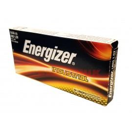 10x Energizer AAA Industrial Alkaline Batteries Long-lasting 1.5V