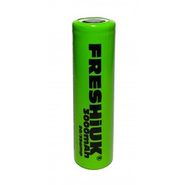 FRESHiUK 20a 18650 3000mAh 3.7v IMR Rechargeable Batteries