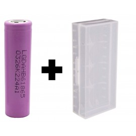 Genuine LG HB6 32a 18650 1600mAh 3.7v IMR High Drain Vape Batteries