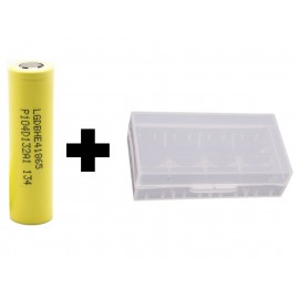 Genuine LG HE4 20a 2500mAh 3.7v IMR High Drain Rechargeable 18650 Batteries