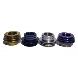 Stainless 810 to 510 Drip Tip Adaptor for SMOK TFV8 Cloud Beast, Big Baby or TFV12