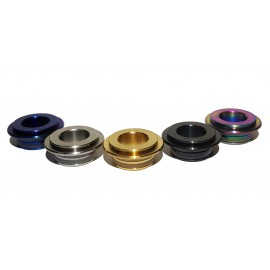 Aluminium 810 to 510 Drip Tip Adaptor for SMOK TFV8 Cloud Beast, Big Baby or TFV12 Only