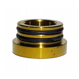 Gold Stainless 810 to 510 Drip Tip Adaptor for SMOK TFV8 Big Baby TFV12 Prince