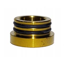 Gold Stainless 810 to 510 Drip Tip Adaptor for SMOK TFV8 Big Baby TFV12 Prince