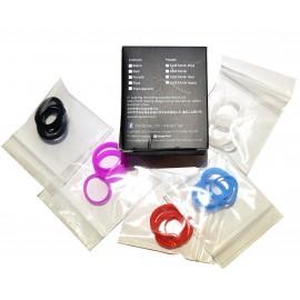 Kanger SubTank Mini Replacement Colourful Seals - Customise Your Shisha Tank