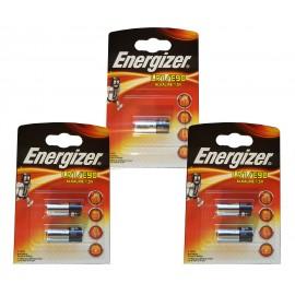 5x Energizer N MN9100 1.5V Alkaline Batteries LR1 E90 AM5 KN Long Lasting