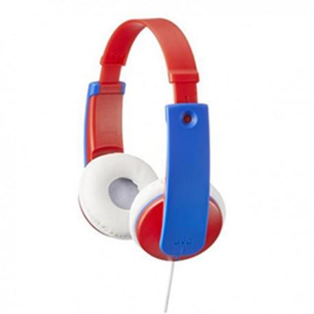 JVC HA-KD7 Overhead Kids TinyPhones Headphones 4 Original Colours